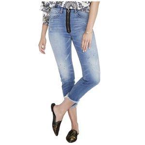 RACHEL Rachel Roy denim high rise jeans